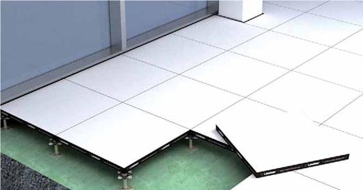 Zdvojené podlahy